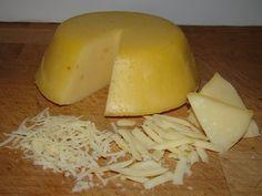 Házi trappista sajt :: Ami a konyhámból kikerül