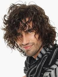 men's haircuts curly hair - Google Search