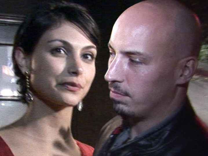 Judge Clears 'Gotham' Star Morena Baccarin for Brazil Trip with Son