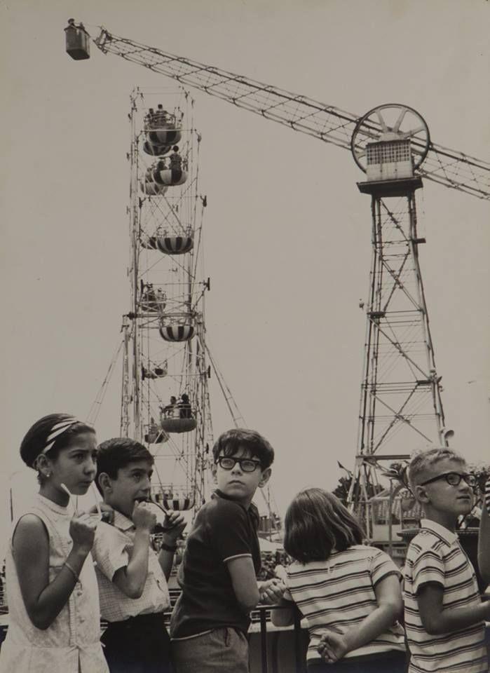 Barcelona 1968  Fons de l'Arxiu Històric del Tibidabo. Arxiu Municipal del Districte de Sarrià-Sant Gervasi.