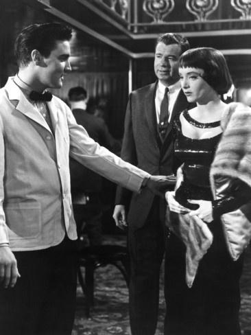 King Creole, Elvis Presley, Walter Matthau, Carolyn Jones, 1958