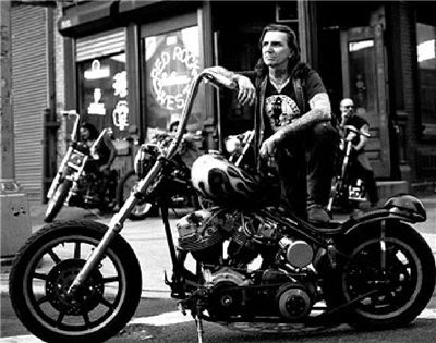 """""""Indian Larry"""""""