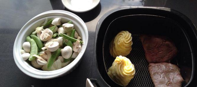 Biefstuk Bakken In Airfryer recept | Smulweb.nl