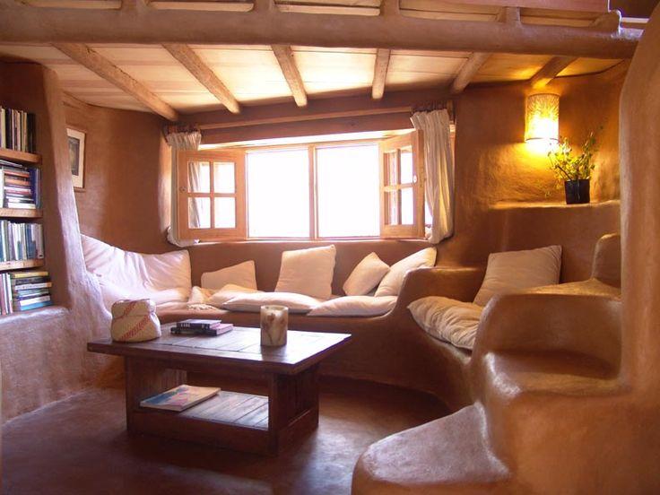 Adobe Interiors Furniture And Design ~ Best casa adobe images on pinterest cob houses