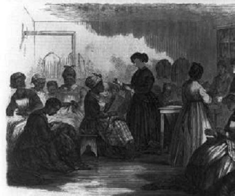 Days of slavery