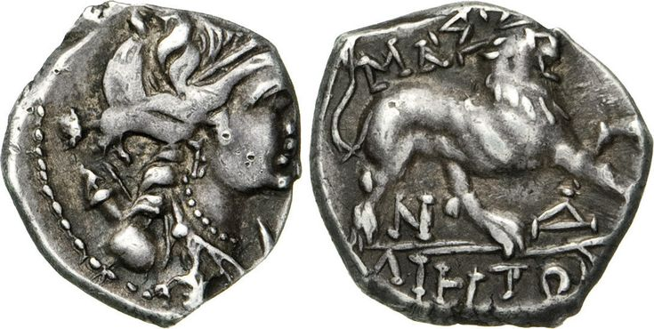 "NumisBids: Numismatica Varesi s.a.s. Auction 65, Lot 28 : GALLIA - MASSALIA - (100-49 a.C.) Dracma ""massaliton"", emizzione Z..."