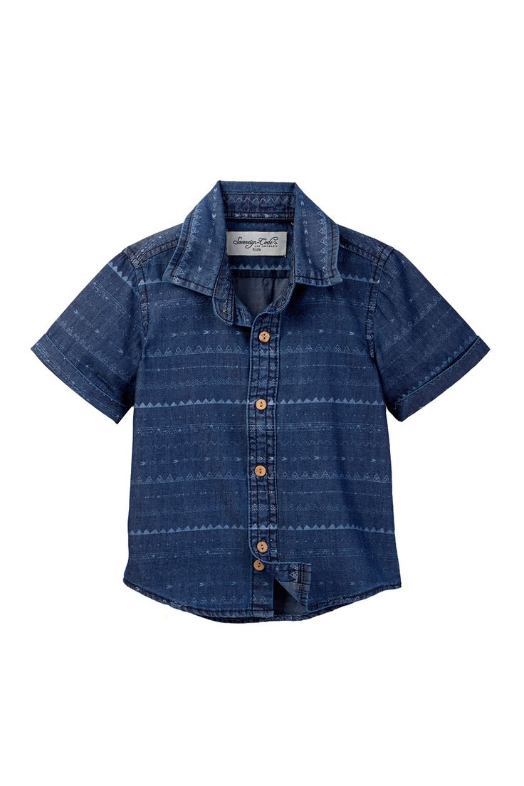 Sovereign Code - Rush Shirt (Baby Boys) at Nordstrom Rack. Free Shipping on…
