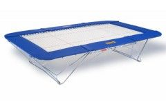 How Much Do Olympic Trampolines Cost - compared to similar sized backyard trampolines?