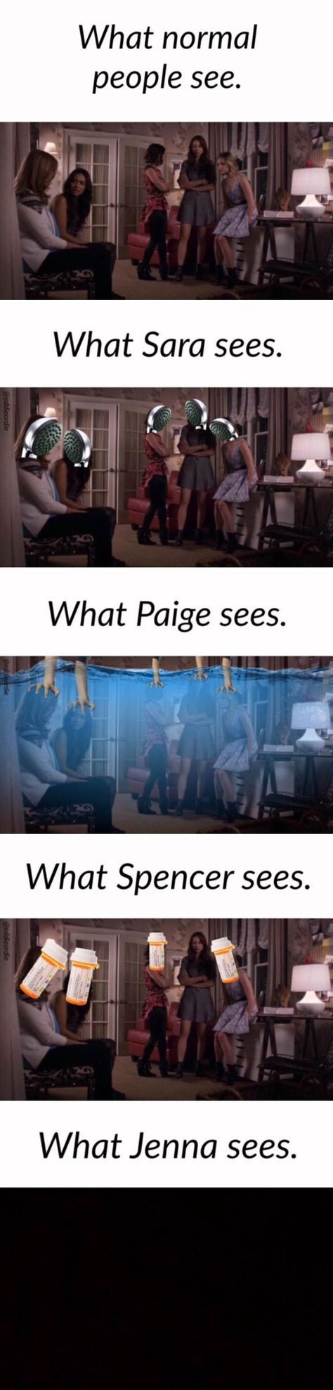 pll what we see