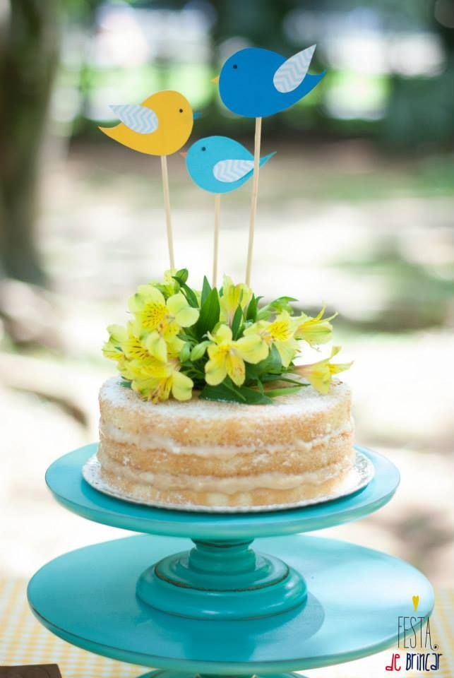 nicked cake