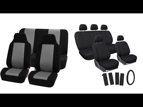 Top 5 Best Seat Covers Reviews 2016 Best Car Seat Covers