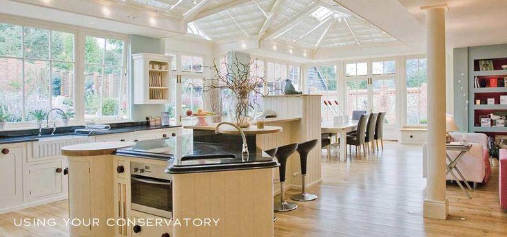 Kitchen Conservatory 1 Home Pinterest