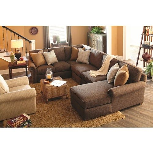 The 25 best industrial sectional sofas ideas on pinterest for Bartlett caramel left corner chaise sectional