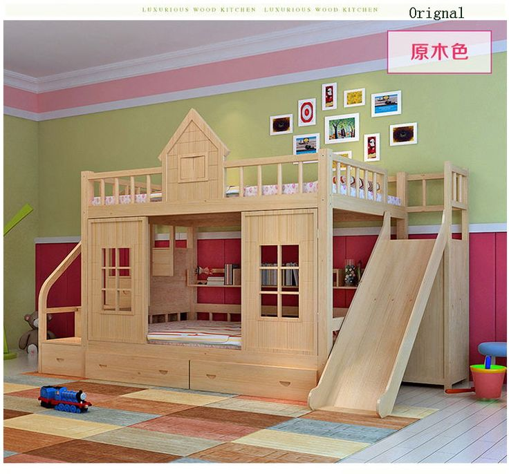 17 Best Ideas About Solid Wood Bunk Beds On Pinterest