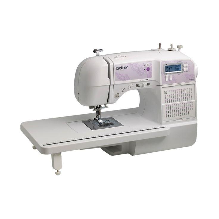 Máquina de costura Brother SQ9000 ideal para Quilt e Patchwork. Parcelamento em até 12x sem juros no cartão de crédito.