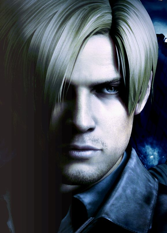 how to get hair like leon kennedy