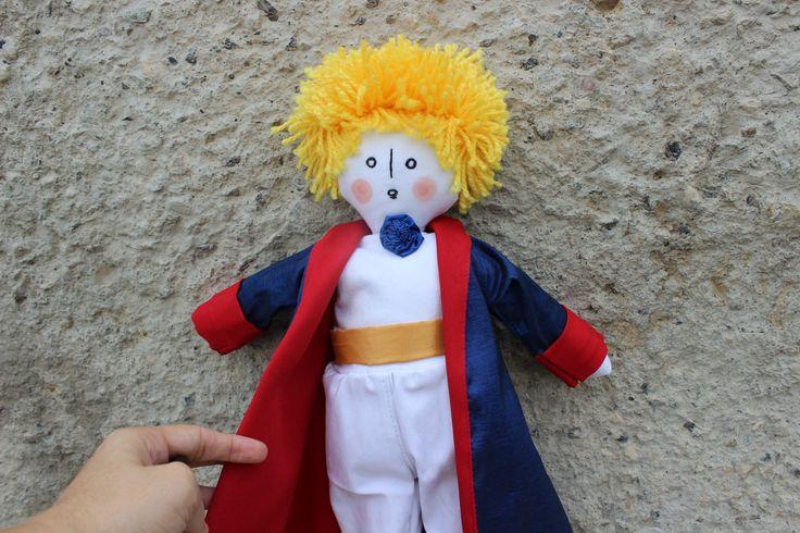 Petit Prince hecho a mano en Cúcuta, Colombia.