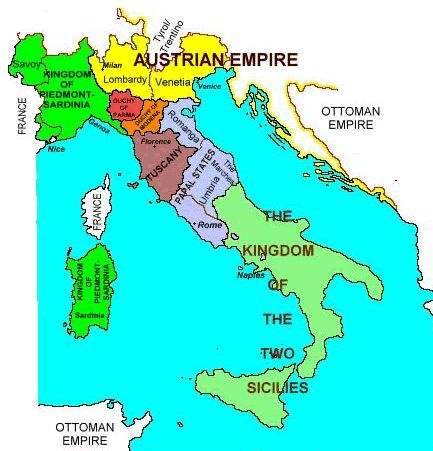 nationalism revolutions of 1848 and italian A summary of italian unification (1848-1870) in 's europe (1848-1871) learn exactly what happened in this chapter, scene, or section of europe (1848-1871) and what it means perfect for acing essays, tests, and quizzes, as well as for writing lesson plans.