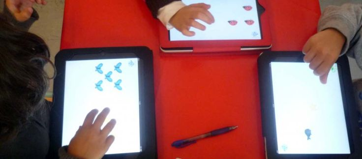 Doigtdecole : lécole du bout des doigts ou le tactile et ses usages en Éducation | utilisation diPads en classe de maternelle, petite (et moyenne) section : scénarios, applications, usages concrets, pistes de réflexion et coups de cœur