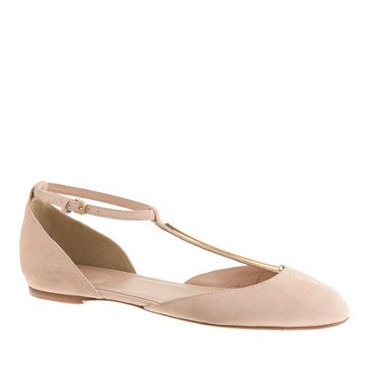 j crew d 39 orsay t strap ballet flats from head to toe pinterest flache schuhe. Black Bedroom Furniture Sets. Home Design Ideas