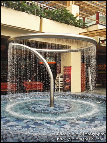 Shower Fountain Water Features Pinterest Showers
