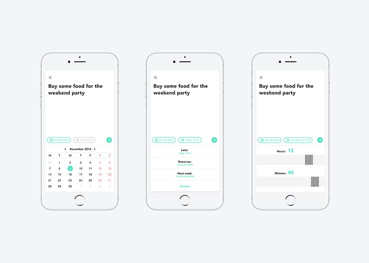Remmi | app & prototype on Behance