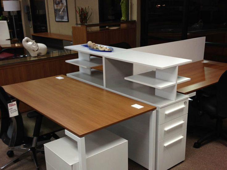 Gautier Sunday Desking System - Office Furniture Warehouse