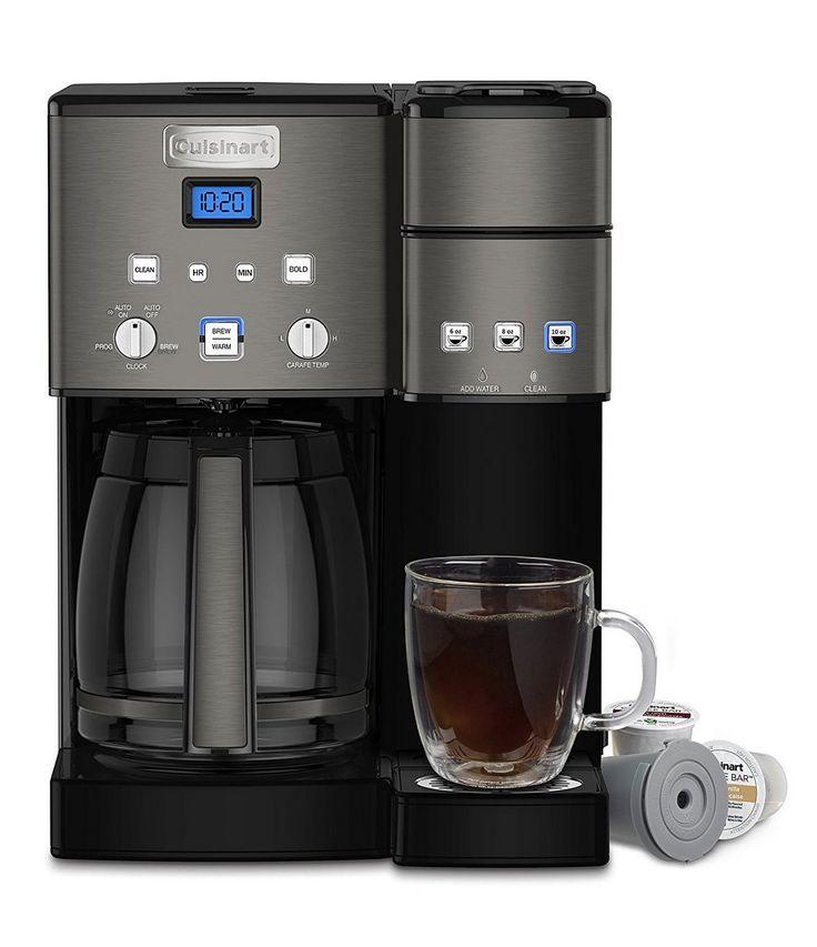 Cuisinart Coffee Center 12+Cup Coffee Maker & Single