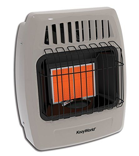 Kozy World KWP214 Gas Wall Heater