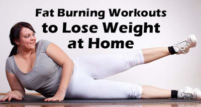 Fat burning workout at home
