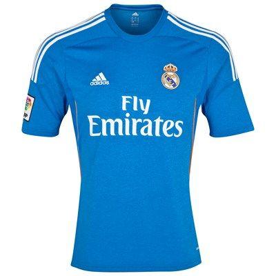 Real Madrid 2013/2014 away kit by adidas #realmadrid #adidas