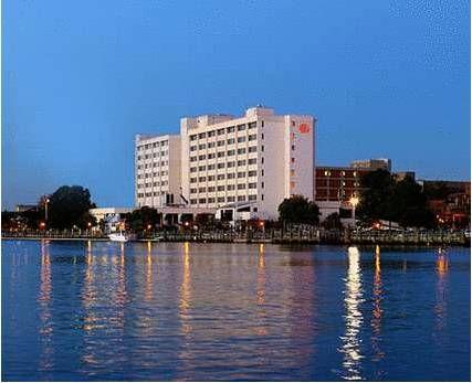 Dog friendly hotel in Wilmington, NC - Hilton Wilmington Riverside