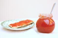 Rabarber-aardbeienjam - Francesca Kookt