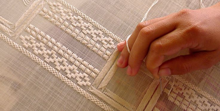 Lumban & The Craft of Embroidery in The Philippines