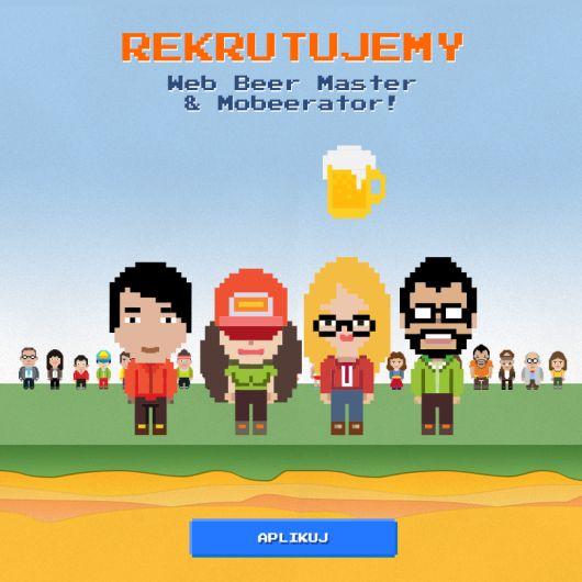 Gra o Bro - socialowa rekrutacja do portalu dla miłośników piwa Beerlovers.pl wystartowała - NowyMarketing - Where's the beef?