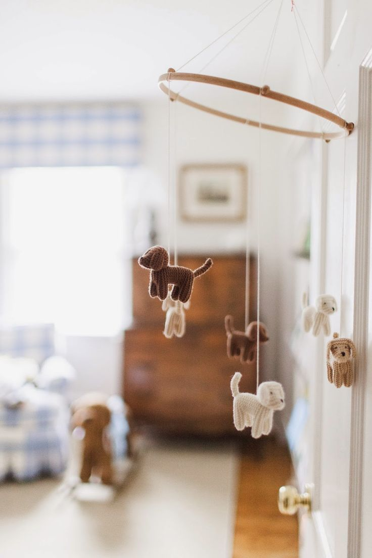 the long and short of it: Traditional Nursery