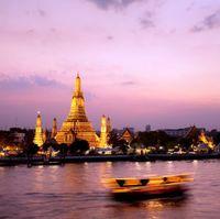 Dîner-Croisière sur le fleuve Chao Phraya de Bangkok