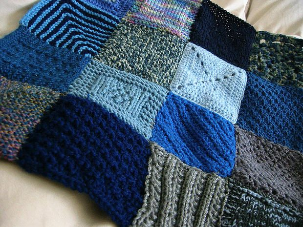 10 Charities for Yarn Crafters - plus link to 9 more