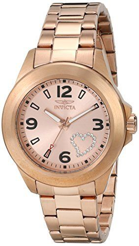 Invicta Rose Gold Watch For Sale - Best Rose Gold Watches