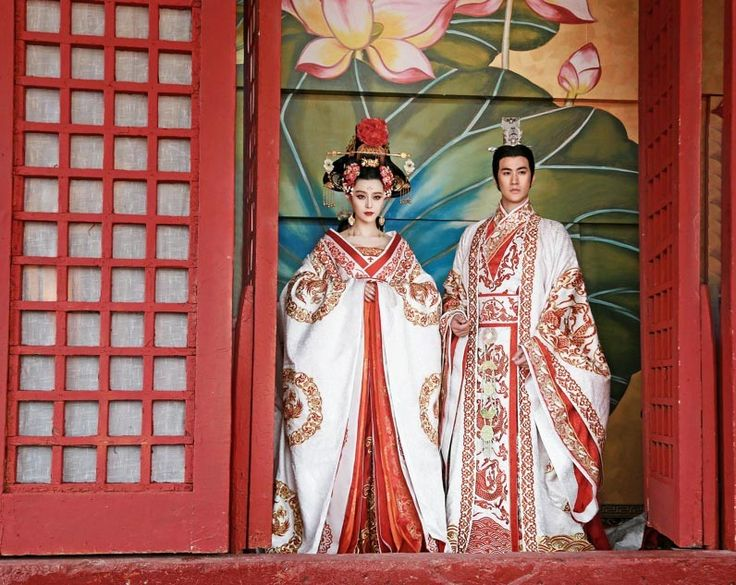 Fan Bingbing stars as 'Empress of China'