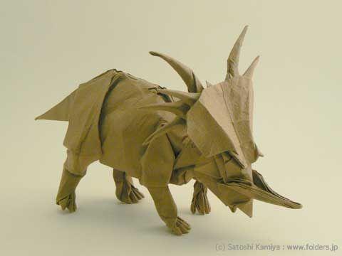 """Styracosaurus 2.0"" by Satoshi"
