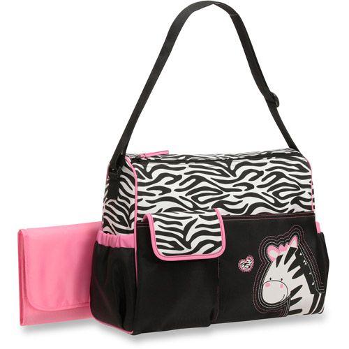 I Luv Zebra Crib Bedding & Accessories by Baby Boom - bedtimebaby.com