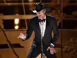 Image result for tim mcgraw oscars 2015