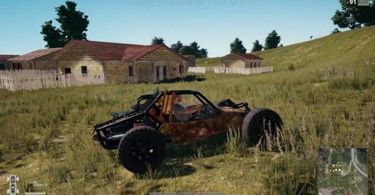 Mari Lihat Perbaikan Suara Kendaraan dan Physics di PlayerUnknown's Battlegrounds 1.1 Test Patch