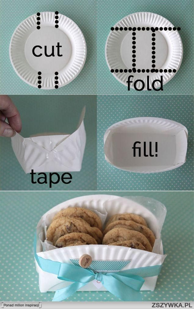 DIY gift basket!  So that's adorable!!