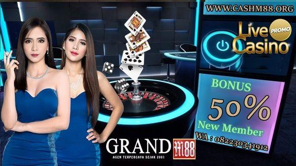 Pin Di Live Casino