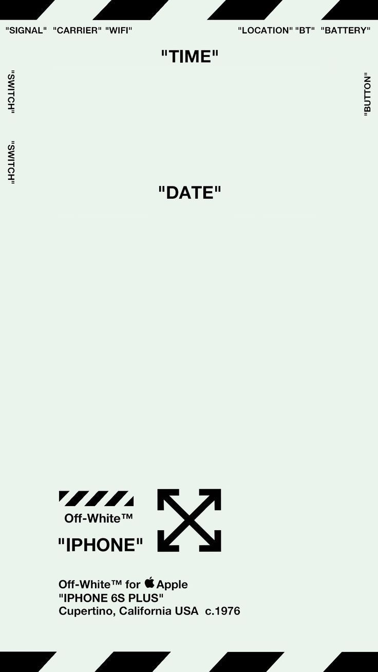 Off White Lock Screen Wallpaper Ver 1 Mint Green Specifically For Iphone Anthony Poli Mariani Beautiful Sweater Models In 2020 White Wallpaper For Iphone Lock Screen Wallpaper Iphone Iphone Wallpaper Off White