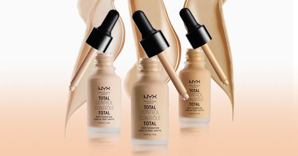 Exactly Why You Need the New NYX Foundation In Your Life