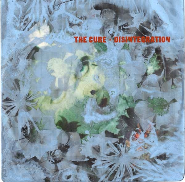 A very very special and limited edition of Disintegration.