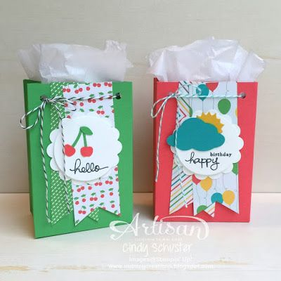 nutmeg creations: Trio of NEW Punches - Stampin' UP Artisan Blog Hop